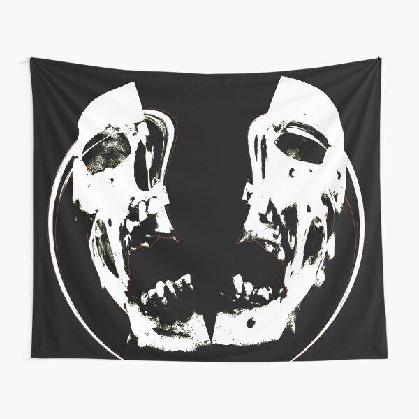 Demons NVR Die Tapestry