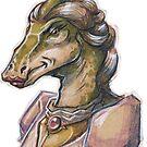 Parasaurolophus  by Joshosaurus