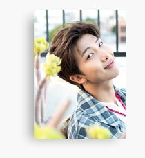 BTS 5th Anniversary - RM  Canvas Print