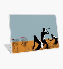 BANKSY Trolley Hunters (tribute) Laptop Skin