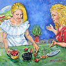 La Cocina  by Reynaldo