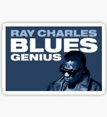 Ray Charles - Blues Genius Sticker