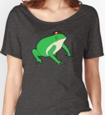 Slippy Toad Women's Relaxed Fit T-Shirt