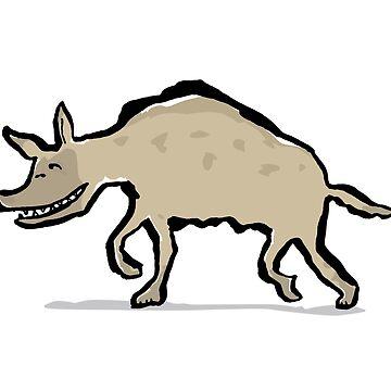 hyaena by greendeer