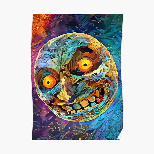 La lune Poster
