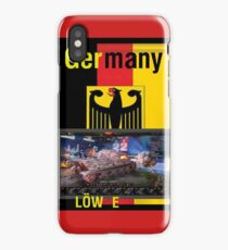 Germany wot iPhone Case