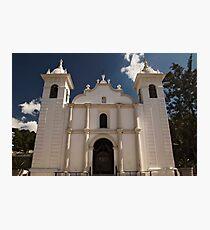 Iglesia De Santa Lucia - 1 ©  Photographic Print
