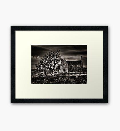 The Old Manse, Thurso, Caithness Framed Print