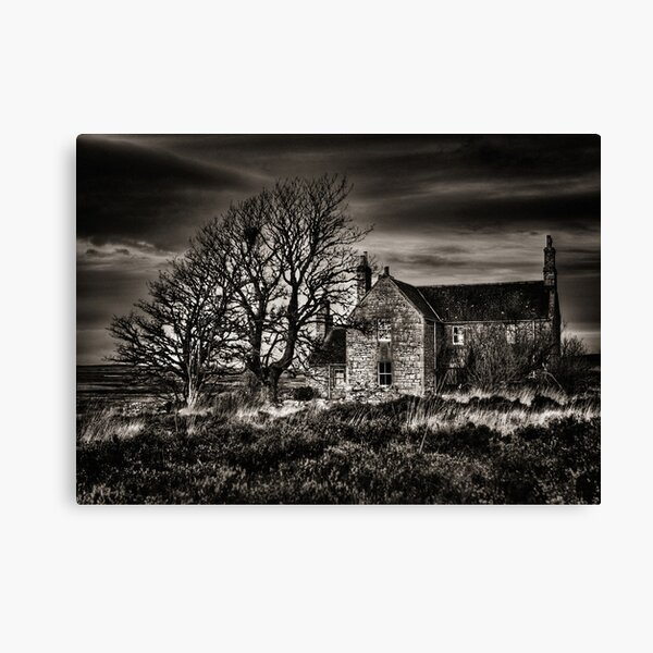 The Old Manse, Thurso, Caithness Canvas Print