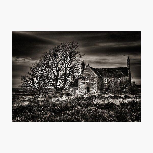 The Old Manse, Thurso, Caithness Fotodruck