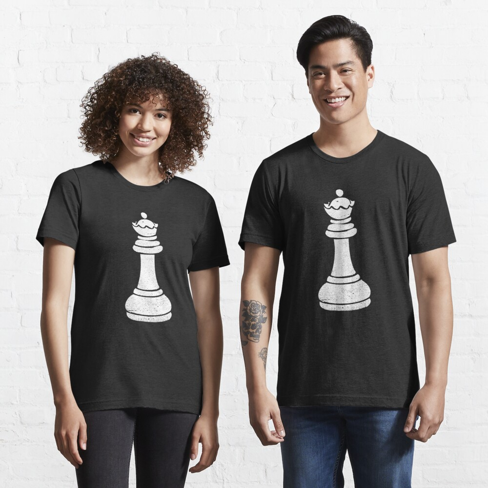 Queen Chess Piece - Cool Chess Club Gift Essential T-Shirt