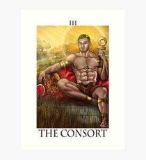III. The Consort Art Print
