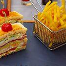 Club Sandwich by Mats Silvan