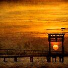 Framed Sunset by Jonicool