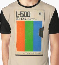 BETAMAX - TDK Graphic T-Shirt