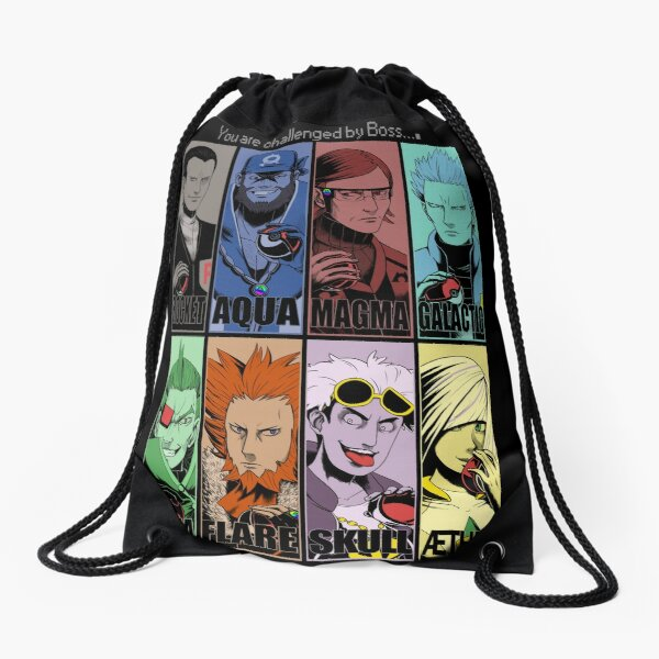 You are challenged by Boss- Drawstring Bag