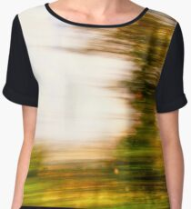 Sail into the light of day Chiffon Top