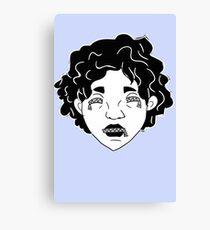 Zip: Maarika Canvas Print