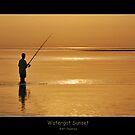 Watergat Sunset by Adri  Padmos