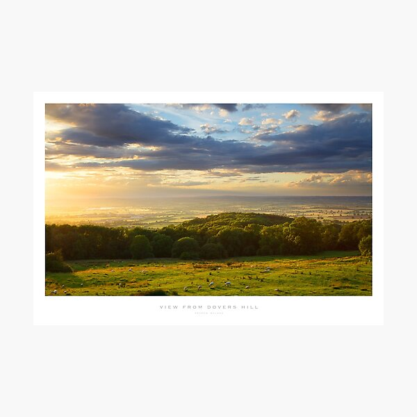 Dover's Hill Photographic Print