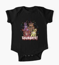 Five Nights At Freddy's Celebrate! Kids Clothes