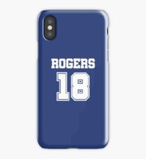 Rogers 18 iPhone Case