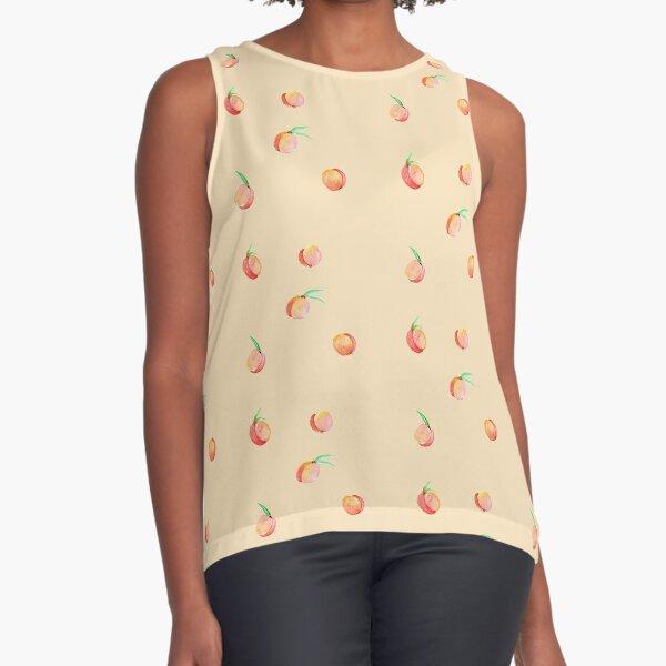Feeling peachy? Sleeveless Top