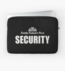 Five Nights At Freddy's Pizzeria Security Laptop Sleeve