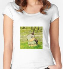 turtwig! Women's Fitted Scoop T-Shirt
