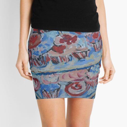 Tiered - 4 Mini Skirt