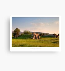 Weston Subedge Canvas Print
