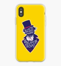 Willy Wonka Dreamers of Dreams iPhone Case