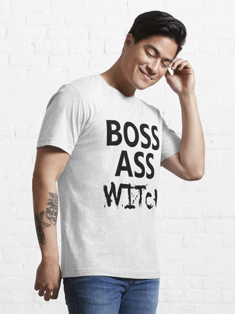 Alternate view of Boss Witch Essential T-Shirt