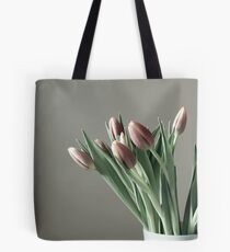 To pale grey days Tote Bag