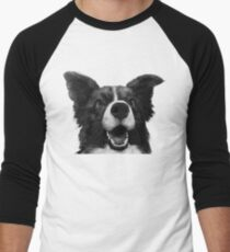 Who's a good boy? Baseball ¾ Sleeve T-Shirt
