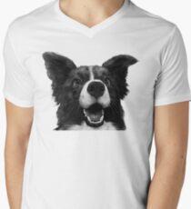 Who's a good boy? V-Neck T-Shirt