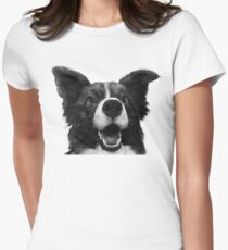 Who's a good boy? Fitted T-Shirt