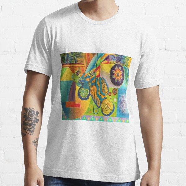 Vincent Mandarin Gobi Fish Essential T-Shirt