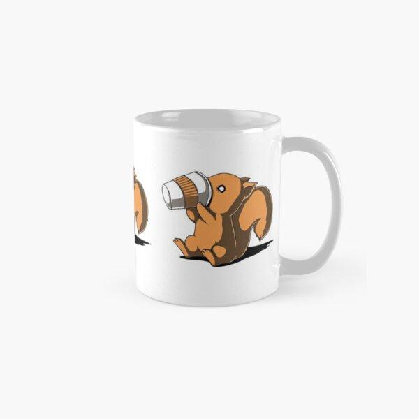 Coffee Squirrel Classic Mug