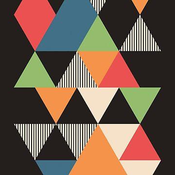 Nordic Pattern VIII by metron