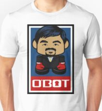 Pacquiao'bot Toy Robot 2.0 Slim Fit T-Shirt