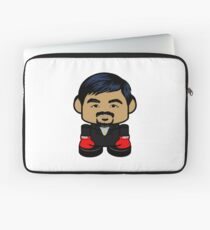 Pacquiao'bot Toy Robot 1.0 Laptop Sleeve
