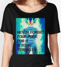 Pride Is Your Strength Women's Relaxed Fit T-Shirt