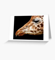 Meet Mr. G. Raffe! Greeting Card