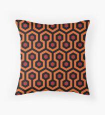 Carpet Pattern - Shining Throw Pillow