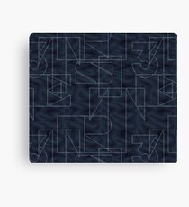 Superior Tetris Canvas Print