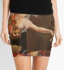 Cup of Life Mini Skirt