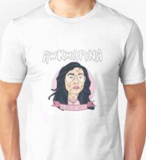 Awkwafina-In Fina we Trust Unisex T-Shirt