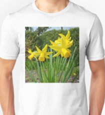 Daffodils, Unisex T-Shirt