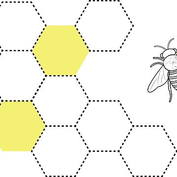 Bee in a Beehive by MudAndMarrow